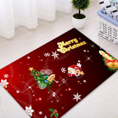 Christmas Tree Letter Pattern Water Absorption Area RugCarpets &amp; Rugs<br>Christmas Tree Letter Pattern Water Absorption Area Rug<br><br>Materials: Flannel<br>Package Contents: 1 x Rug<br>Pattern: Christmas Tree,Letter<br>Products Type: Bath rugs<br>Shape: Rectangle<br>Style: Festival