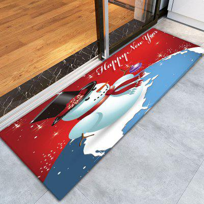 Christmas Snowman Printed Flannel Skidproof Bath MatCarpets &amp; Rugs<br>Christmas Snowman Printed Flannel Skidproof Bath Mat<br><br>Materials: Flannel<br>Package Contents: 1 x Rug<br>Pattern: Snowman<br>Products Type: Bath rugs<br>Shape: Rectangular<br>Style: Festival