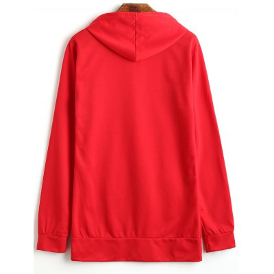 Drawstring Longline Kangaroo Pocket HoodieSweatshirts &amp; Hoodies<br>Drawstring Longline Kangaroo Pocket Hoodie<br><br>Clothing Style: Sweatshirt<br>Material: Polyester<br>Package Contents: 1 x Sweatshirt<br>Pattern Style: Solid<br>Shirt Length: Long<br>Sleeve Length: Full<br>Weight: 0.3900kg