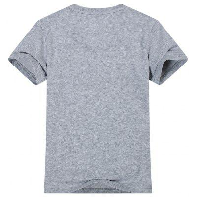 Short Sleeve Men T ShirtMens Short Sleeve Tees<br>Short Sleeve Men T Shirt<br><br>Collar: Round Neck<br>Material: Cotton Blends<br>Package Contents: 1 x Tee<br>Pattern Type: Solid<br>Sleeve Length: Short<br>Style: Casual<br>Weight: 0.2700kg