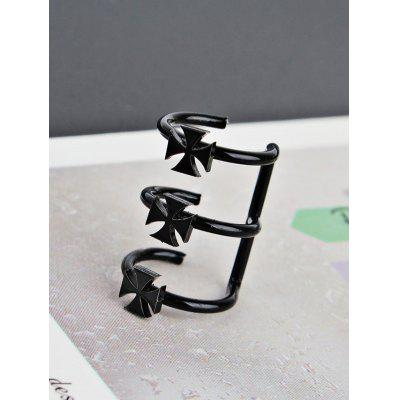ONE PIECE Vintage Layered Cool Ear CuffMens Jewelry<br>ONE PIECE Vintage Layered Cool Ear Cuff<br><br>Gender: For Men<br>Length: 2CM<br>Package Contents: 1 x Ear Cuff (Piece)<br>Shape/Pattern: Solid<br>Style: Trendy<br>Weight: 0.0120kg