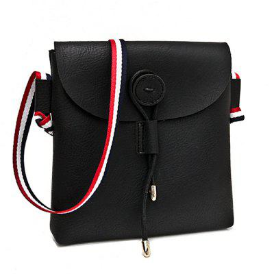 Striped Contrasting Color Faux Leather Crossbody BagCrossbody Bags<br>Striped Contrasting Color Faux Leather Crossbody Bag<br><br>Closure Type: Zipper<br>Gender: For Women<br>Handbag Size: Mini(&lt;20cm)<br>Handbag Type: Crossbody bag<br>Main Material: PU<br>Occasion: Versatile<br>Package Contents: 1 x Crossbody Bag<br>Package Size(L x W x H): 20.00 x 5.00 x 10.00 cm / 7.87 x 1.97 x 3.94 inches<br>Pattern Type: Color Block<br>Style: Fashion<br>Weight: 0.4800kg