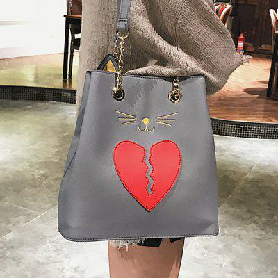 Cartoon Print Heart Shoulder BagCrossbody Bags<br>Cartoon Print Heart Shoulder Bag<br><br>Closure Type: Magnetic Closure<br>Gender: For Women<br>Handbag Size: Small(20-30cm)<br>Handbag Type: Shoulder bag<br>Main Material: PU<br>Occasion: Versatile<br>Package Contents: 1 x Shoulder Bag<br>Pattern Type: Print<br>Style: Fashion<br>Weight: 0.7300kg