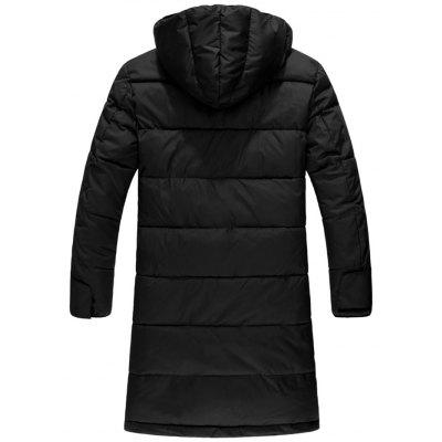Side Zipper Design Graphic Print Padded CoatMens Jackets &amp; Coats<br>Side Zipper Design Graphic Print Padded Coat<br><br>Clothes Type: Padded<br>Collar: Hooded<br>Material: Polyester<br>Package Contents: 1 x Coat<br>Season: Winter<br>Shirt Length: Long<br>Sleeve Length: Long Sleeves<br>Style: Casual<br>Weight: 1.3000kg