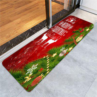 Christmas Tree Printed Skidproof RugCarpets &amp; Rugs<br>Christmas Tree Printed Skidproof Rug<br><br>Materials: Coral FLeece<br>Package Contents: 1 x Rug<br>Pattern: Christmas Tree<br>Products Type: Bath rugs<br>Shape: Rectangle<br>Style: Festival