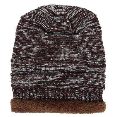 Outdoor Colormix Pattern Velvet Knitted BeanieMens Hats<br>Outdoor Colormix Pattern Velvet Knitted Beanie<br><br>Gender: For Men<br>Group: Adult<br>Hat Type: Skullies Beanie<br>Material: Acrylic<br>Package Contents: 1 x Hat<br>Pattern Type: Others<br>Style: Fashion<br>Weight: 0.0860kg