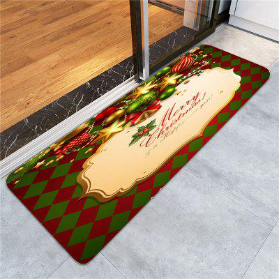 Christmas Ball and Rhombus Printed Skidproof RugCarpets &amp; Rugs<br>Christmas Ball and Rhombus Printed Skidproof Rug<br><br>Materials: Coral FLeece<br>Package Contents: 1 x Rug<br>Pattern: Geometric<br>Products Type: Bath rugs<br>Shape: Rectangle<br>Style: Festival