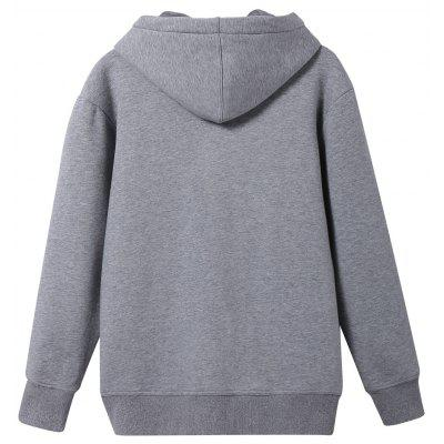 Soft Woolen Lining Mens HoodieMens Hoodies &amp; Sweatshirts<br>Soft Woolen Lining Mens Hoodie<br><br>Material: Cotton Blends<br>Package Contents: 1 x Hoodie<br>Pattern Type: Solid<br>Shirt Length: Regular<br>Sleeve Length: Full<br>Style: Casual<br>Weight: 0.8700kg
