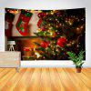 Christmas Decorative Printed Wall Art Tapestry - COLORMIX