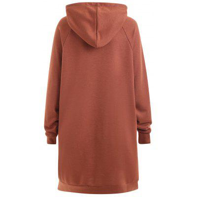 Plus Size Rich Letter Mini Hooded Dress with SlitPlus Size Dresses<br>Plus Size Rich Letter Mini Hooded Dress with Slit<br><br>Dresses Length: Mini<br>Embellishment: Pockets,Slit<br>Material: Cotton Blend, Polyester<br>Neckline: Hooded<br>Package Contents: 1 x Dress<br>Pattern Type: Graphic, Letter<br>Season: Fall, Winter<br>Silhouette: Straight<br>Sleeve Length: Long Sleeves<br>Style: Casual<br>Weight: 0.7000kg<br>With Belt: No