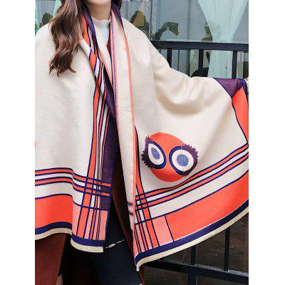 Vintage Striped Pattern Floral Embroidery Artificial Wool Long ScarfScarves<br>Vintage Striped Pattern Floral Embroidery Artificial Wool Long Scarf<br><br>Gender: For Women<br>Group: Adult<br>Length (CM): 180CM<br>Package Contents: 1 x Scarf<br>Pattern Type: Floral<br>Scarf Length: Above 175CM<br>Scarf Type: Scarf<br>Scarf Width (CM): 65CM<br>Season: Spring, Winter, Fall<br>Style: Fashion<br>Weight: 0.3850kg