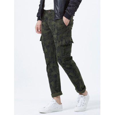 Muti-pocket Zipper Fly Camo PantsMens Pants<br>Muti-pocket Zipper Fly Camo Pants<br><br>Closure Type: Zipper Fly<br>Fit Type: Regular<br>Front Style: Flat<br>Material: Cotton, Polyester<br>Package Contents: 1 x Pants<br>Pant Length: Long Pants<br>Pant Style: Cargo Pants<br>Style: Fashion<br>Waist Type: Mid<br>Weight: 0.7100kg<br>With Belt: No