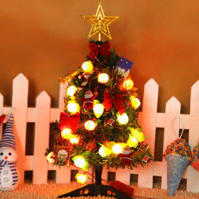 Mini Christmas Tree with LED Lights