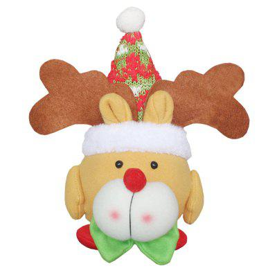 Christmas Tree Ornaments Elk Hanging Doll
