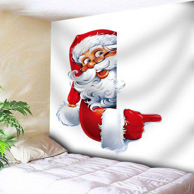 Printed Wall Decor Christmas Tapestry