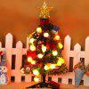 Mini Christmas Tree with LED Lights - COLORMIX