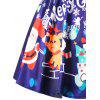Gonna Swing di Merry Christmas Plus Size - PORPORA SCURA