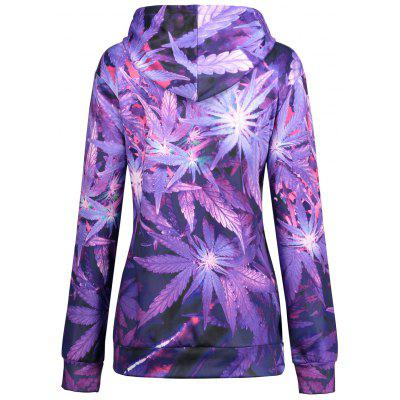Kangaroo Pocket 3D Leaves HoodieSweatshirts &amp; Hoodies<br>Kangaroo Pocket 3D Leaves Hoodie<br><br>Material: Polyester, Spandex<br>Package Contents: 1 x Hoodie<br>Pattern Style: Plant<br>Season: Fall, Spring<br>Shirt Length: Regular<br>Sleeve Length: Full<br>Style: Fashion<br>Weight: 0.5350kg