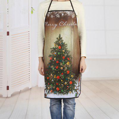 Wood Grain Christmas Tree Print Polyester Waterproof ApronCookware<br>Wood Grain Christmas Tree Print Polyester Waterproof Apron<br><br>Material: Polyester<br>Package Contents: 1 x Apron<br>Type: Apron<br>Weight: 0.0800kg