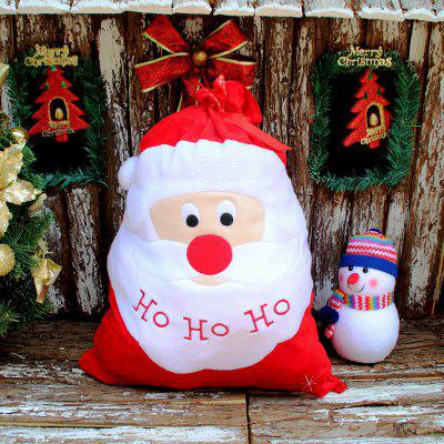 Santa Claus Candy Gift Bags