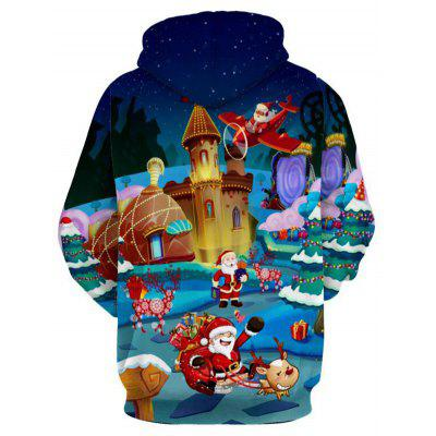 3D Print Santa Clause Pullover Christmas HoodieMens Hoodies &amp; Sweatshirts<br>3D Print Santa Clause Pullover Christmas Hoodie<br><br>Clothes Type: Hoodie<br>Material: Polyester<br>Occasion: Going Out, Daily Use, Casual<br>Package Contents: 1 x Hoodie<br>Patterns: 3D,Print<br>Shirt Length: Regular<br>Sleeve Length: Full<br>Style: Fashion<br>Thickness: Regular<br>Weight: 0.5500kg