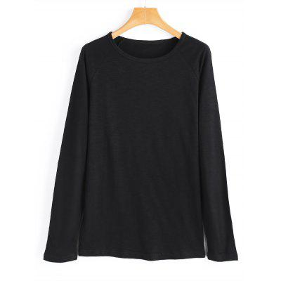 Layering Raglan Sleeve Top