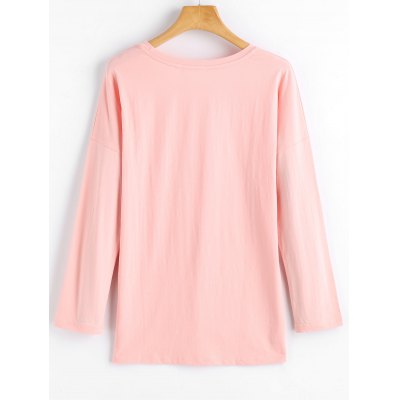 High Low Long Sleeve Layering TopTees<br>High Low Long Sleeve Layering Top<br><br>Collar: Round Neck<br>Material: Cotton, Polyester<br>Package Contents: 1 x Top<br>Pattern Type: Solid<br>Seasons: Autumn,Spring,Spring/Fall<br>Shirt Length: Regular<br>Sleeve Length: Full<br>Style: Fashion<br>Weight: 0.2700kg