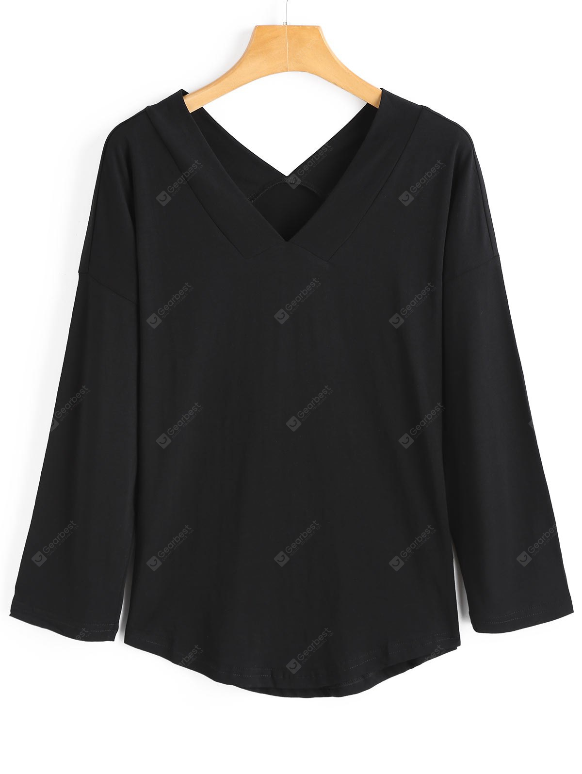 Double V Layering Top