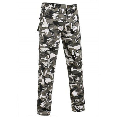 Zipper Fly Camouflage Pockets Cargo PantsMens Pants<br>Zipper Fly Camouflage Pockets Cargo Pants<br><br>Closure Type: Zipper Fly<br>Fit Type: Regular<br>Front Style: Pleated<br>Material: Cotton, Polyester<br>Package Contents: 1 x Cargo Pants<br>Pant Length: Long Pants<br>Pant Style: Cargo Pants<br>Style: Fashion<br>Waist Type: Mid<br>Weight: 0.6500kg<br>With Belt: No