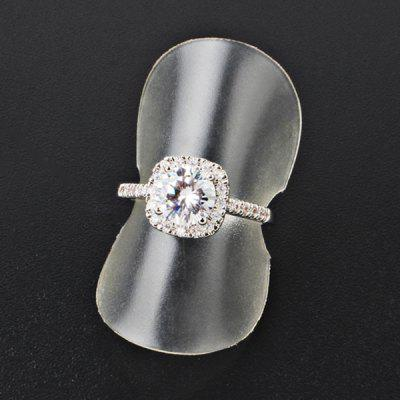 Vintage Square Shaped Embellished Zircon Insert Wedding RingRings<br>Vintage Square Shaped Embellished Zircon Insert Wedding Ring<br><br>Gender: For Women<br>Metal Type: Alloy<br>Package Contents: 1 x Ring<br>Shape/Pattern: Others<br>Style: Noble and Elegant<br>Weight: 0.0130kg