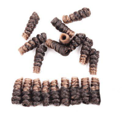 20 Roots/Pack Short Crochet CurlKalon Curly Synthetic Hair WeavesHair Extensions<br>20 Roots/Pack Short Crochet CurlKalon Curly Synthetic Hair Weaves<br><br>Fabric: Synthetic Hair<br>Hair Extension Type: Hair Weft<br>Length: Short<br>Length Size(Inch): 8<br>Package Contents: 20 x Hair Weaves (Roots)<br>Style: Curly<br>Weight: 0.1100kg