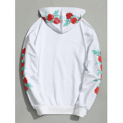 Floral Print Men HoodieMens Hoodies &amp; Sweatshirts<br>Floral Print Men Hoodie<br><br>Material: Polyester<br>Package Contents: 1 x Hoodie<br>Pattern Type: Floral<br>Shirt Length: Regular<br>Sleeve Length: Full<br>Style: Casual<br>Weight: 0.6200kg