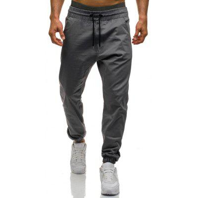 Beam Feet Drawstring Jogger Pants