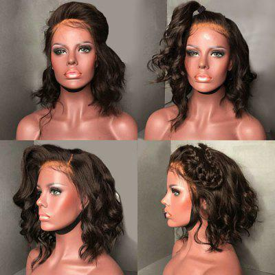 Medium Free Part Shaggy Loose Wave Lace Front Synthetic Wig