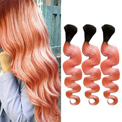 1Pc Chinese 7A Virgin Body Wave Human Hair Weaves