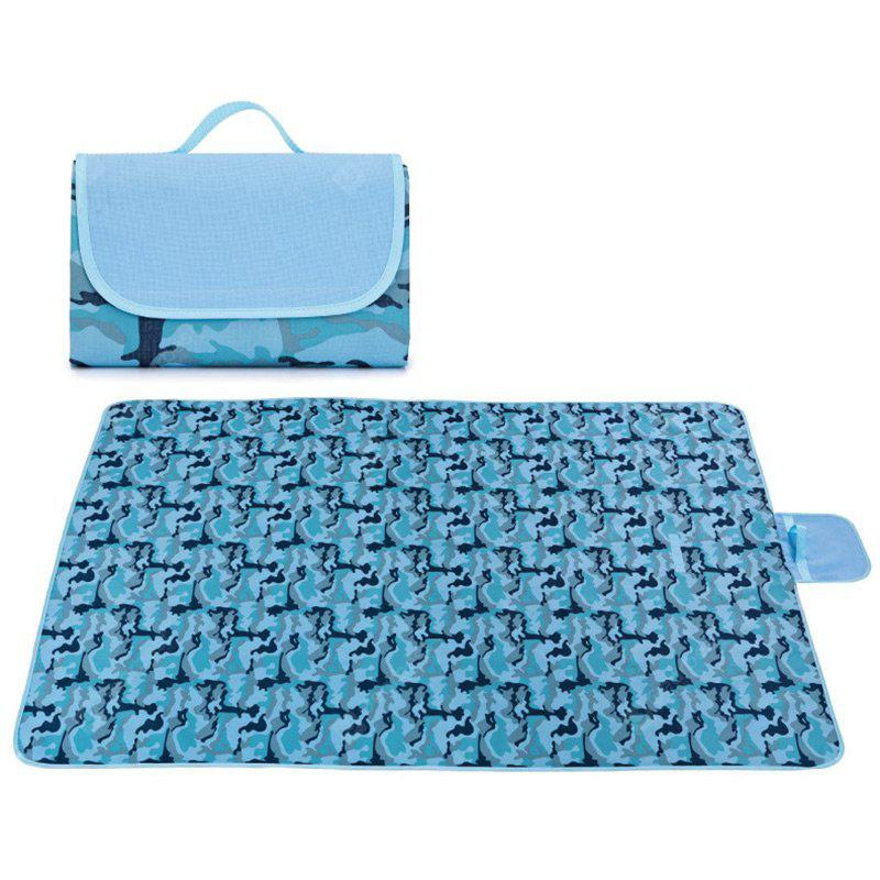 Outdoor Camping Beach Waterproof Foldable Oxford Picnic Blanket
