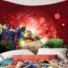 Light-spot and Gifts Printed Wall Hanging Tapestry - RED