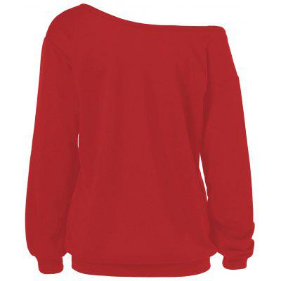 Merry Christmas Santa Claus Plus Size SweatshirtsPlus Size Tops<br>Merry Christmas Santa Claus Plus Size Sweatshirts<br><br>Material: Polyester, Spandex<br>Package Contents: 1 x Sweatshirts<br>Pattern Style: Others<br>Season: Fall, Spring<br>Shirt Length: Regular<br>Sleeve Length: Full<br>Style: Fashion<br>Weight: 0.4500kg