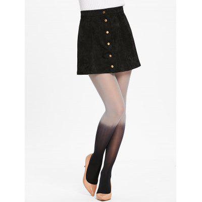 Ombre Color Sheer Pantyhose