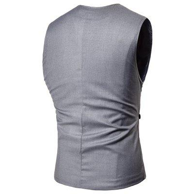 V Neck Lace Up Asymmetric WaistcoatWaistcoats<br>V Neck Lace Up Asymmetric Waistcoat<br><br>Closure Type: Belt<br>Collar: V-Neck<br>Material: Cotton, Polyester<br>Package Contents: 1 x Waistcoat<br>Shirt Length: Regular<br>Style: Fashion<br>Thickness: Standard<br>Weight: 0.3500kg