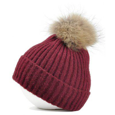 Vintage Fuzzy Ball Embellished Flanging Lightweight BeanieWomens Hats<br>Vintage Fuzzy Ball Embellished Flanging Lightweight Beanie<br><br>Gender: For Women<br>Group: Adult<br>Hat Type: Skullies Beanie<br>Material: Acrylic<br>Package Contents: 1 x Hat<br>Pattern Type: Others<br>Style: Fashion<br>Weight: 0.1000kg