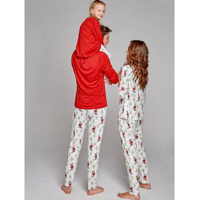 Фото Santa Claus Printed Family Christmas Pajama. Купить в РФ