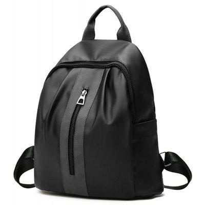 Multi Function Nylon Backpack With HandleBackpacks<br>Multi Function Nylon Backpack With Handle<br><br>Closure Type: Zipper<br>Gender: For Women<br>Handbag Size: Medium(30-50cm)<br>Handbag Type: Backpack<br>Main Material: Nylon<br>Occasion: Versatile<br>Package Contents: 1 x Backpack<br>Pattern Type: Others<br>Size(CM)(L*W*H): 32*15*32CM<br>Style: Fashion<br>Weight: 1.2000kg