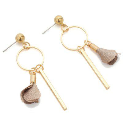 Hollow Out Metal Stick Drop EarringsEarrings<br>Hollow Out Metal Stick Drop Earrings<br><br>Earring Type: Drop Earrings<br>Gender: For Women<br>Length: 5cm<br>Metal Type: Alloy<br>Package Contents: 1 x Earrings (Pair)<br>Shape/Pattern: Others<br>Style: Trendy<br>Weight: 0.0060kg