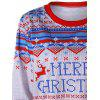 Merry Christmas Graphic Sweatshirt - COLORMIX