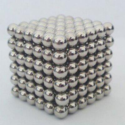 216 Pcs 3mm Education Toys Magnet Toys Multi Molding Magnetic Balls