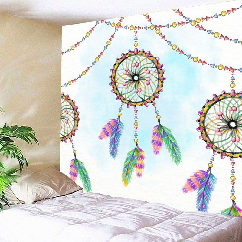 COLORMIX Wall Art Dreamcatcher Print Tapestry
