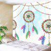 Wall Art Dreamcatcher Print Tapestry - COLORMIX