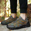 Breathable Athletic Sports Hiking Casual Shoes - GREEN