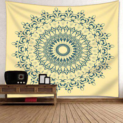 Floral Print Wall Hanging Mandala TapestryBlankets &amp; Throws<br>Floral Print Wall Hanging Mandala Tapestry<br><br>Feature: Removable, Washable<br>Material: Nylon, Polyester<br>Package Contents: 1 x Tapestry<br>Shape/Pattern: Floral<br>Style: Mandala<br>Weight: 0.2000kg